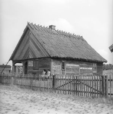 Chałupa zrębowa z Piechowic - Wdzydze KPE