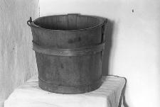 Wiadro drewniane - Juszki [1]