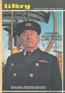 Litery : magazyn społeczno-kulturalny Wybrzeża, 1968, nr 2