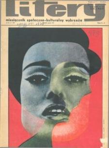 Litery : magazyn społeczno-kulturalny Wybrzeża, 1970, nr 1