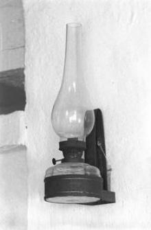 Lampa naftowa - Juszki