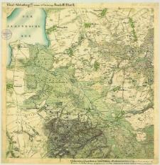 Grad Abtheilung 55°/54° der Breite, 34°/35° der Länge, Bande III. Blatt 6.