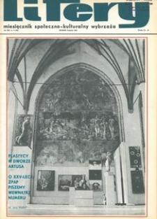 Litery : magazyn społeczno-kulturalny Wybrzeża, 1969, nr 11
