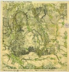 Grad Abtheilung 55°/54° der Breite, 34°/35° der Länge, Bande II. Blatt 3.