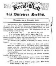 Kreisblatt des Bütower Kreises 1850 nr 45