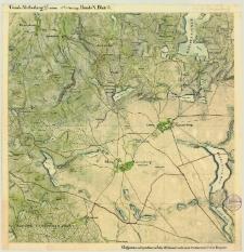 Grad Abtheilung 55°/54° der Breite, 34°/35° der Länge, Bande X. Blatt 3.