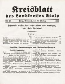 Kreisblatt des Landkreises Stolp nr 64