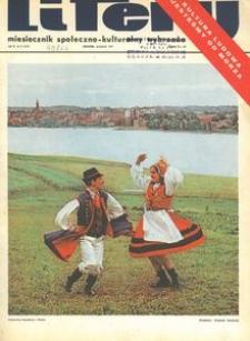 Litery : magazyn społeczno-kulturalny Wybrzeża, 1971, nr 9