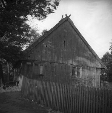 Chata nr 1 - Załakowo