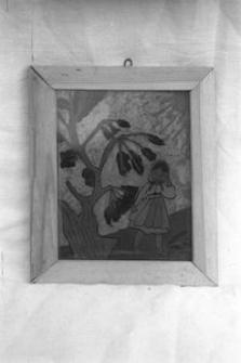 Obrazek na szkle - Wdzydze