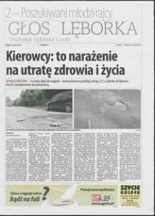 Głos Lęborka : tygodnik Lęborka i Łeby, 2013, wrzesień, nr 208