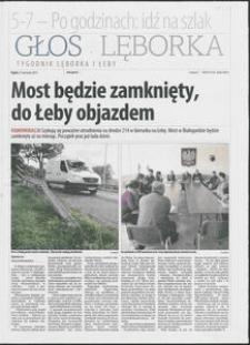 Głos Lęborka : tygodnik Lęborka i Łeby, 2013, wrzesien, nr 227