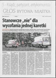 Głos Bytowa i Miastka : tygodnik, 2013, październik, nr 232