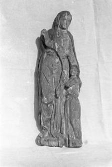 Rzeźba z kapliczki - Wysin
