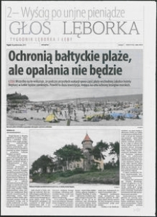 Głos Lęborka : tygodnik Lęborka i Łeby, 2013, paźdzernik, nr 244