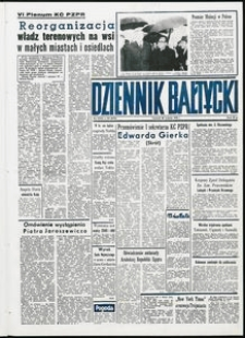 Dziennik Bałtycki, 1972, nr 231