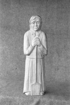 Rzeźba ludowa - Skrzydłówko [1]