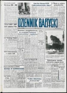 Dziennik Bałtycki, 1972, nr 287
