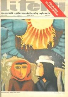 Litery : magazyn społeczno-kulturalny Wybrzeża, 1972, nr 2