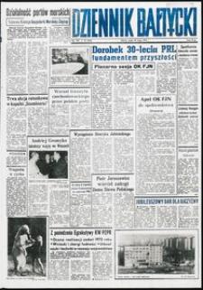 Dziennik Bałtycki, 1974, nr 45