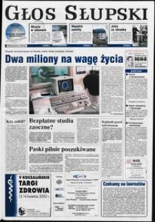 Głos Słupski, 2002, marzec, nr 62