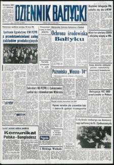 Dziennik Bałtycki, 1974, nr 66
