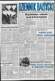Dziennik Bałtycki, 1974, nr 74