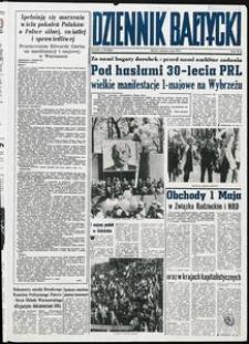 Dziennik Bałtycki, 1974, nr 103