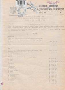 Dziennik Urzędowy Województwa Słupskiego. Nr 1-8/1987