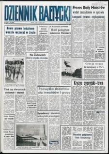 Dziennik Bałtycki, 1974, nr 181