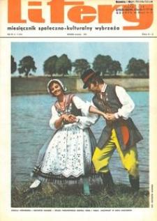 Litery : magazyn społeczno-kulturalny Wybrzeża, 1973, nr 9