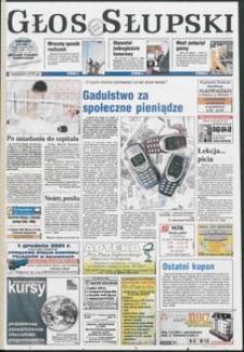 Głos Słupski, 2001, grudzień, nr 281