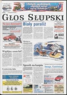 Głos Słupski, 2001, grudzień, nr 298