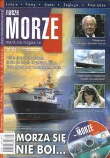 Nasze Morze, 2006, nr 8