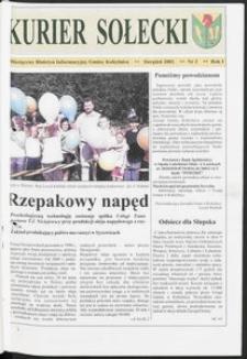 Kurier Sołecki, 2001, nr 2