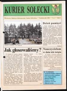 Kurier Sołecki, 2001, nr 4