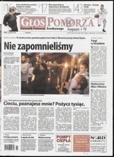 Głos Pomorza, 2009, kwiecień, nr 79 (678)