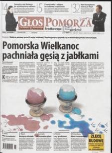 Głos Pomorza, 2009, kwiecień, nr 86 (685)