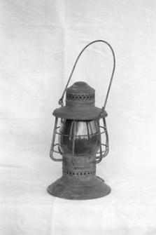 Lampa naftowa, stajenna