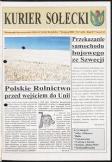 Kurier Sołecki, 2002, nr 7 (13)