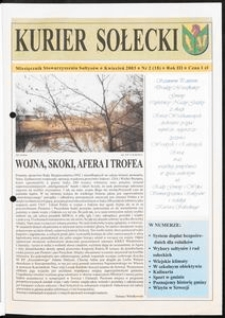 Kurier Sołecki, 2003, nr 2 (18)