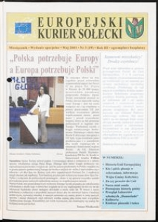 Kurier Sołecki, 2003, nr 3 (19)
