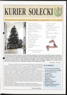 Kurier Sołecki, 2003, nr 5 (21)