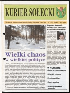 Kurier Sołecki, 2004, nr 7 (23)