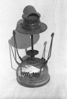 Lampa naftowa, stajenna [1]