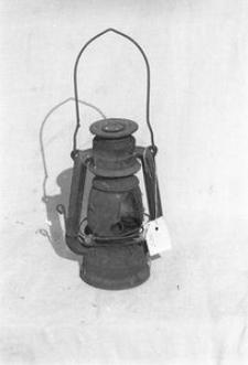 Lampa naftowa, stajenna [2]