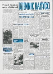Dziennik Bałtycki, 1973, nr 284