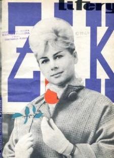 Litery : magazyn społeczno-kulturalny, 1964, nr 2