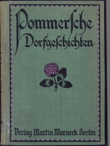 Pommersche Dorfgeschichten