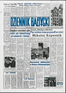 Dziennik Bałtycki, 1973, nr 43